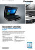 TOUGHBOOK 54 Full HD Spec Sheet